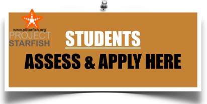 STUDENTS: APPLY FOR ASSESSMENT FOR INTERNSHIP