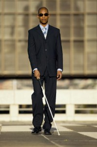 Picture: Professional people who are blind