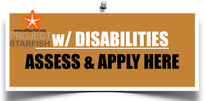 PROFESSIONALS WITH DISABILITIES : APPLY FOR ASSESSMENT FOR INTERNSHIP