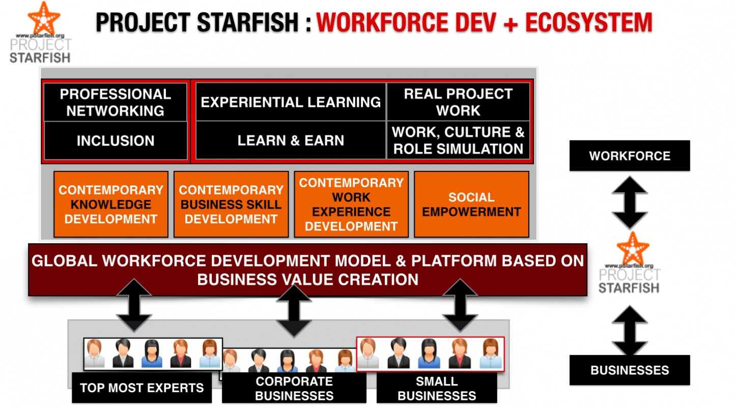 PROJECT STARFISH ECOSYSTEMS: PLEASE GO THROUGH THE DETAILS AT WWW.PSTARFISH.ORG/FORJOBSEEKERS